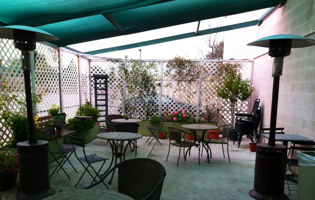gayle's perks patio