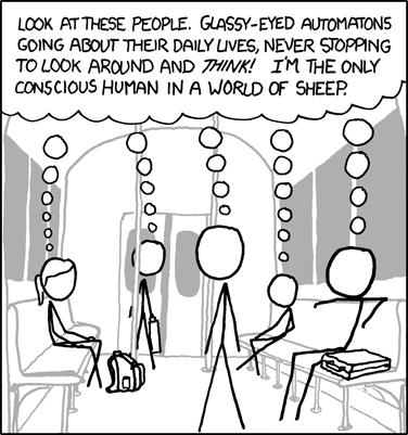sheep like people