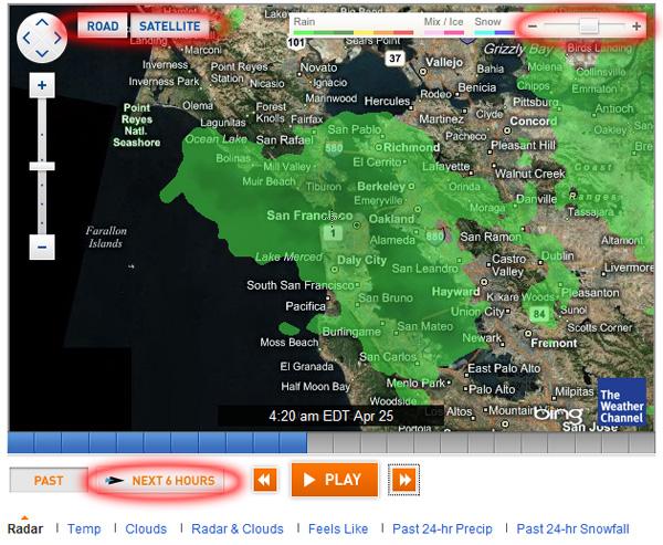 weather map usa. print map weather usa
