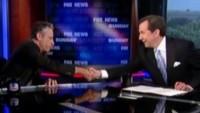 Unedited Interview of Jon Stewart Destroying Fox News On Air