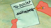 Life's To Do List