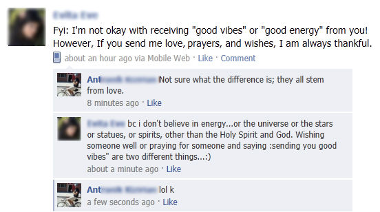you're an idiot and that's why you're hidden or unfriended on facebook