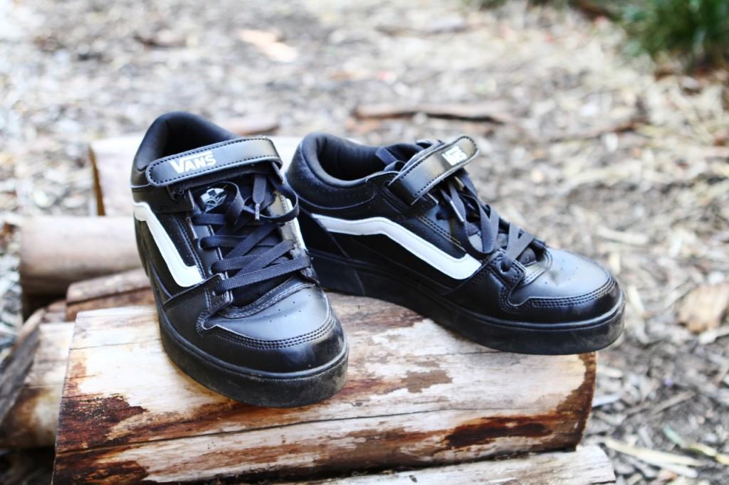 Vans Warner Spd Clipless Shoes Black
