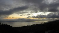Panorama of Malibu After a Storm