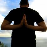 reverse prayer position antranik