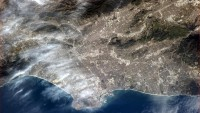 LA from Space