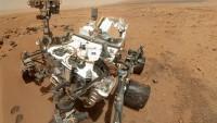 High resolution image of Mars