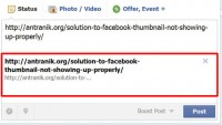 Solution to Facebook Thumbnail Problems with WordPress