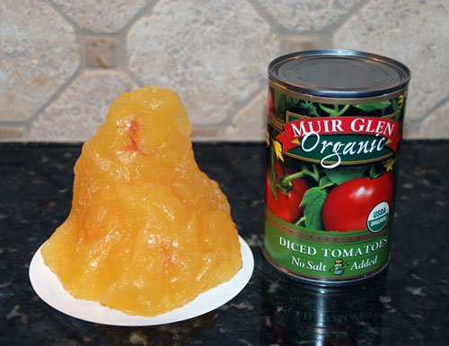 What Five Pounds of Fat Looks Like