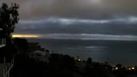 Super Moon Light perceiving through LA's June Gloom