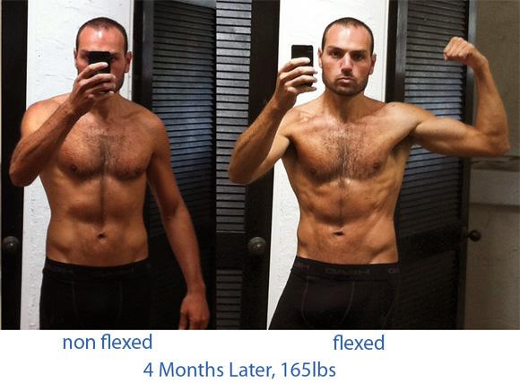 Progress Pics: Six Month Diet Journey