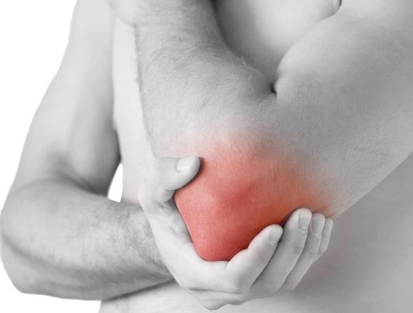 tennis elbow pain
