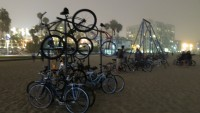 Bicycles Take Over OMB
