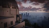 Real LA landmarks in Grand Theft Auto V