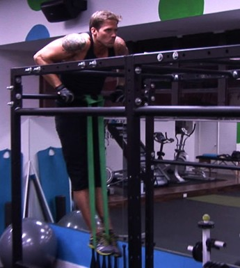 The Band-Assisted Muscle-Up is a great step in progressing toward your Non-Kipping Muscle-Up