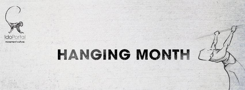 hanging month