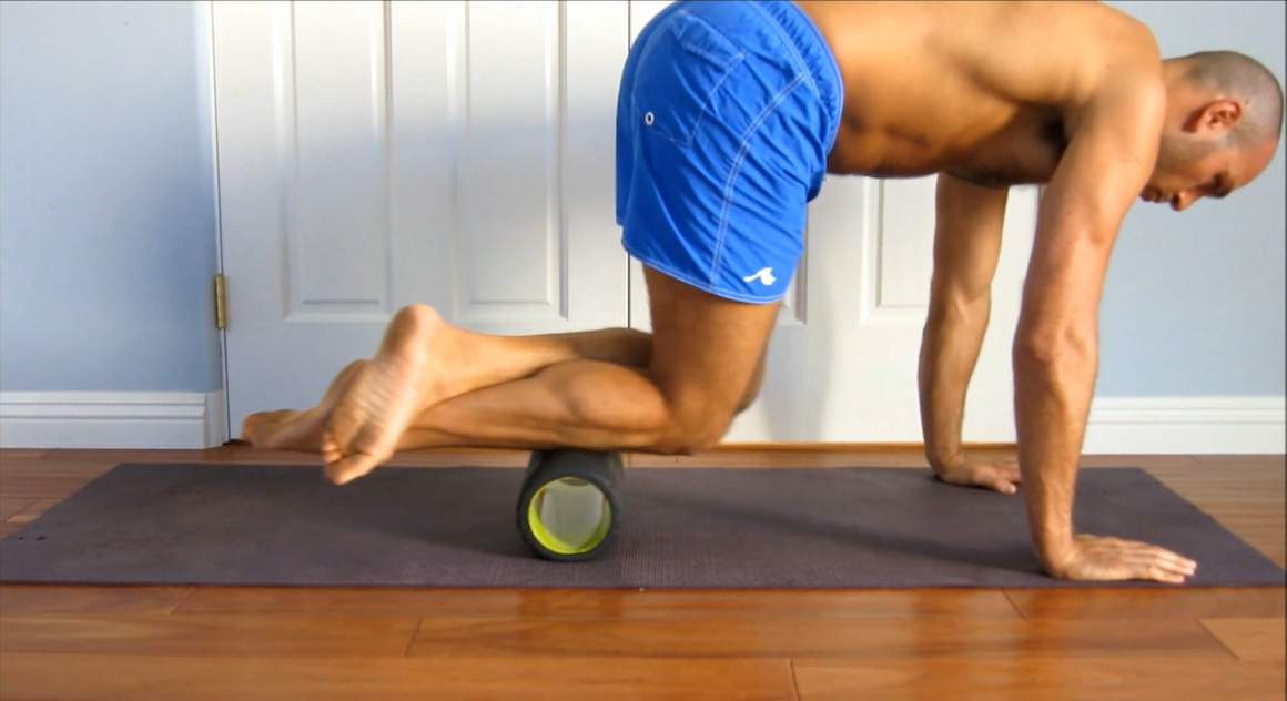 How I Use My Foam Roller