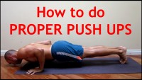 How To Do Push Ups Properly