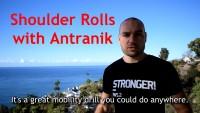 Shoulder Roll Progressions for Increasing Scapular Mobility