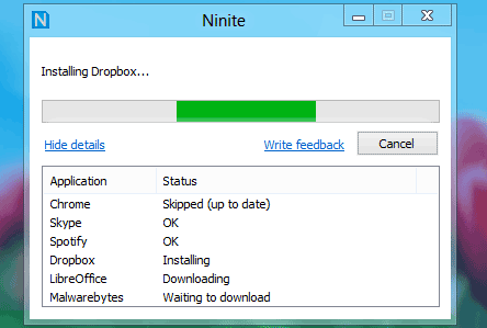 ninite screenshot