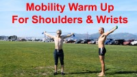 Dynamic Mobility Warm Up