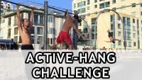 Active Hang Challenge!