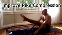 How to Improve Active Pike Compression