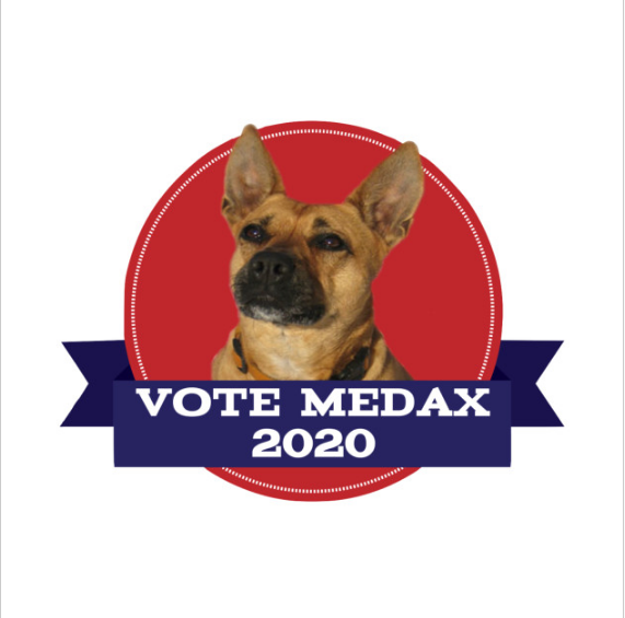 #MedaxForPresident, #ImWithMedax