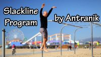 Antranik's Slackline Program