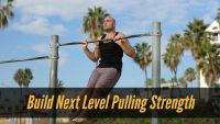 The Quest for the One Arm Pullup