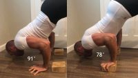 Using the Pike Pushup to do a Handstand Pushup (Part 2, The Results!)